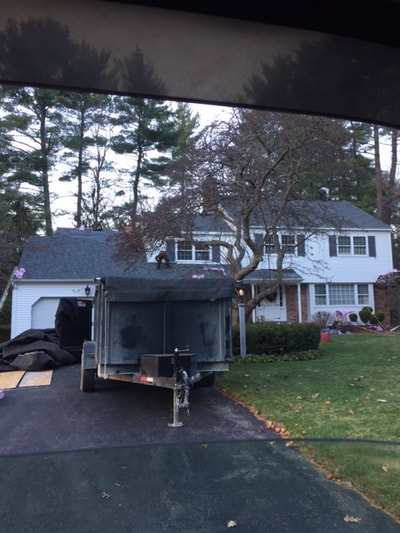 albany-roofing-project-being-completed